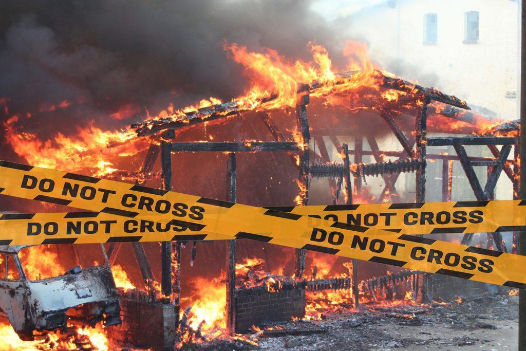 災後復原:火災清潔費用如何計算